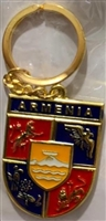 Armenian  Keychain - Coat of Arms
