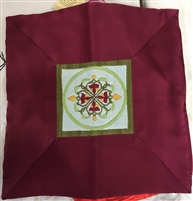 Armenian Silk Pillow Case 1