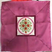 Armenian Silk Pillow Case 3