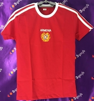 Adult Tshirt 10 RED Jersey