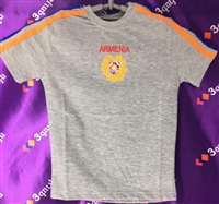 Adult Tshirt 11 GREY Jersey