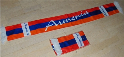 Armenian Scarf 5 - Cotton Double Sided