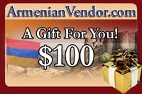 $100 Gift Certificate 8