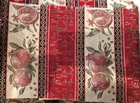 Hand Made 8 foot Table Runner - Taraz 1