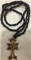 Wooden Cross Necklace 5