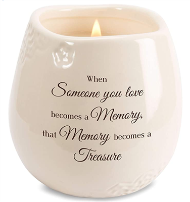 Soy Candle - Treasured Memory 8 oz