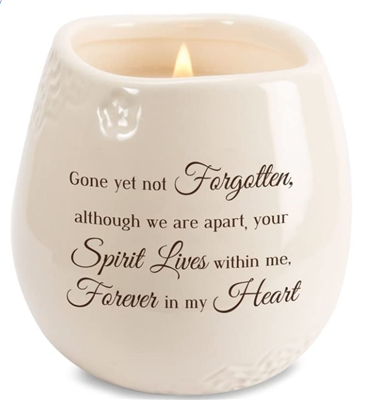 Soy Candle - Heart 8 oz