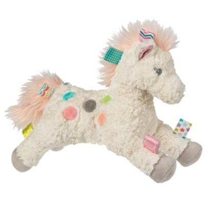 Painted Pony Plush Taggie