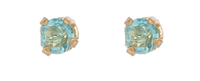 Earrings Ear Sense March - Aquamarine