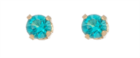 Earrings Ear Sense December - Blue Zircon