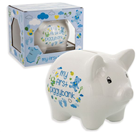 My 1st Piggy Bank - Boy