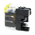 Brother LC103BK New Compatible Black Ink Cartridge High Yield