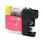 Brother LC103M New Compatible Magenta Ink Cartridge High Yield