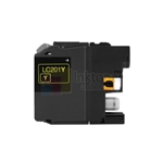 Brother LC201Y LC-201Y Yellow Ink Cartridge