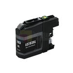 Brother LC203BK LC-203BK New Compatible Black Ink Cartridge