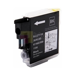 Brother LC61BK LC-61BK New Compatible Black Ink Cartridge