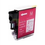 Brother LC61M LC-61M New Compatible Magenta Ink Cartridge