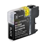 Brother LC65BK LC-65BK Black Ink Cartridge