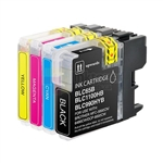 Brother LC65 LC-65  New Compatible Ink Cartridge