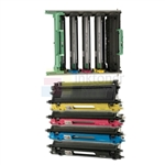 Brother TN115 DR110 TN-115 DR-110 Toner Drum Combo