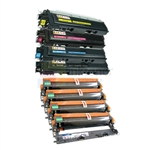 Brother TN210 DR210 TN-210 DR-210 Toner Drum Combo