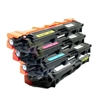 Brother TN-221 New Compatible 4 Color Toner Cartridges Combo