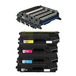 Brother TN331 DR331 TN-331 DR-331 Toner Drum Combo