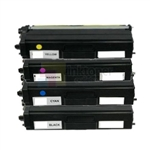 Brother TN-431 New Compatible 4 Color Toner Cartridges Combo