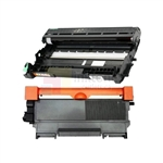 Brother TN-450 New Compatible Black Toner Cartridge/ Brother DR-420 Compatible Drum Unit 2 Pack Combo