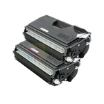 Brother TN-560 New Compatible Black Toner Cartridges 2 Pack Combo