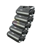 Brother TN-560 New Compatible Black Toner Cartridges 5 Pack Combo