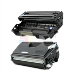 Brother TN-560 New Compatible Black Toner Cartridge/ Brother DR-500 Compatible Drum Unit 2 Pack Combo