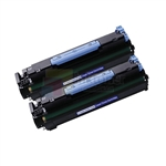 Canon 106 (0264B001AA) New Compatible Black Toner Cartridges 2 Pack Combo