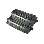 Canon 119 (3479B001) New Compatible Black Toner Cartridges 2 Pack Combo