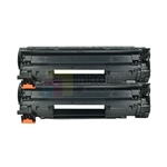 Canon 126 (3483B001AA) New Compatible Black toner Cartridge