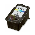 Canon CL-211XL Remanufactured Color Ink Cartridge High Yield