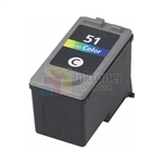 Canon CL-51 (0618B002) New Compatible Color Ink Cartridge