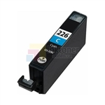 Canon CLI-226C (4547B001AA) New Compatible Cyan Ink Cartridge