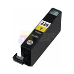 Canon CLI-226Y (4549B001AA) New Compatible Yellow Ink Cartridge
