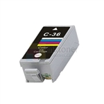 Canon CL-36C (1511B002)  New Compatible Color Ink Cartridge