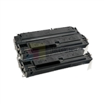 Canon FX2 (1556A002AA) Remanufactured Black Toner Cartridges 2 Pack Combo