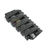 Canon FX6 (1559A002AA) Remanufactured Black Toner Cartridges 5 Pack Combo