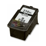 Canon PG-210XL Remanufactured Black Ink Cartridge High Yield