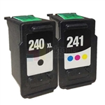 Canon PG-240XL CL-241XL (5206B001AA) New Compatible Color Ink Cartridge