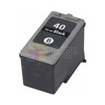 Canon PG-40 (0615B002) Remanufactured Black Ink Cartridge