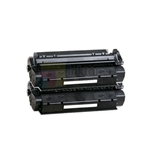 Canon S35 (7833A001) New Compatible Black Toner Cartridges 2 Pack Combo