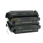 Canon X25 (8489A001AA) New Compatible Black Toner Cartridges 2 Pack Combo