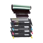 DELL 1230 1235 New Compatible Toner Cartridges & Drum Unit