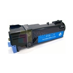Dell 330-1437 (T107C) New Compatible Cyan Toner Cartridge High Yield