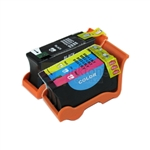 DELL 21CN New Compatible Ink Cartridges